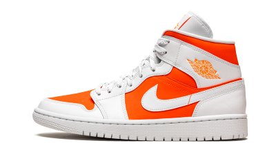 Air Jordan 1 Mid Bright Citrus