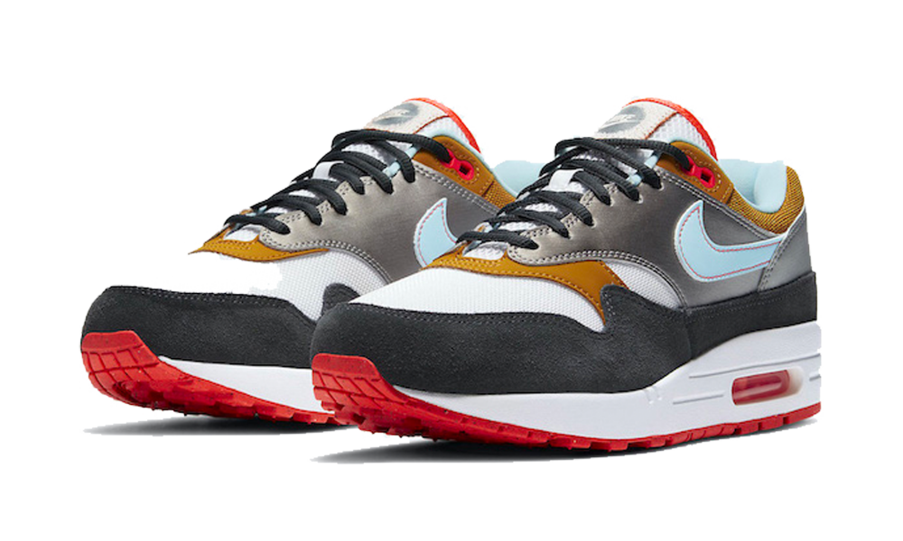 hijo Requisitos aprender  Nike Air Max 1 Graffiti Logo - CZ8138-100 - Restocks