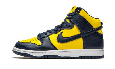 Nike Dunk High Michigan (2020)