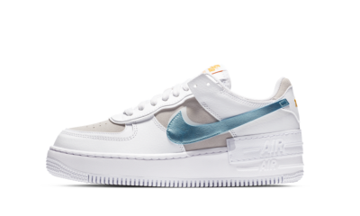 Nike Air Force 1 Shadow 'Glacier Ice'