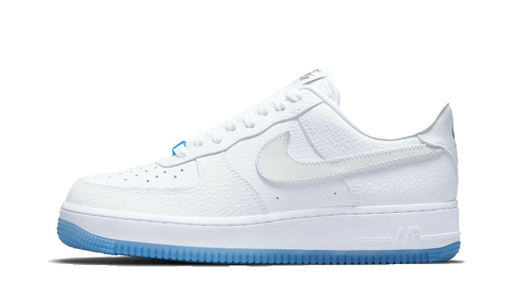 Nike Air Force 1 Low UV Reactive Swoosh (W) - DA8301-101 - Restocks