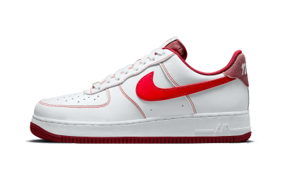 Nike Air Force 1 Low '07 First Use White Team Red