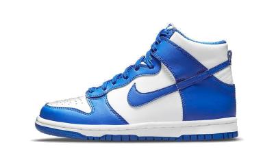 Nike Dunk High Game Royal (GS)