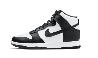 Nike Dunk High 'Black White' (GS)
