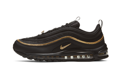 Nike Air Max 97 CM Black Metallic Gold