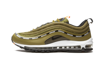 Nike Air Max 97 UNDFTD Black Militia Green
