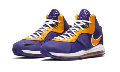 Nike LeBron 8 Lakers