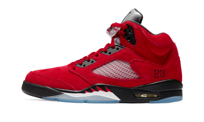 Air Jordan 5 Retro Raging Bulls Red (2021)