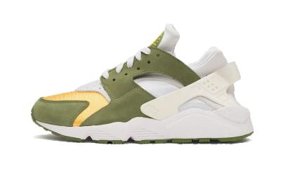 Nike Air Huarache Stussy Dark Olive (2021)