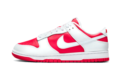 Nike Dunk Low Championship Red (2021)