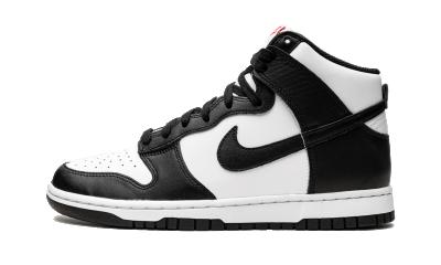 Nike Dunk High Black White Panda