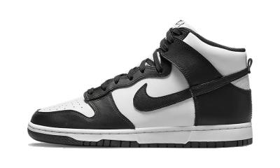 Nike Dunk High Black White (2021)