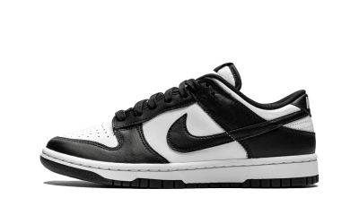 Nike Dunk Low White Black (2021) (W)