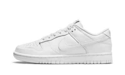 Nike Dunk Low Triple White (W)