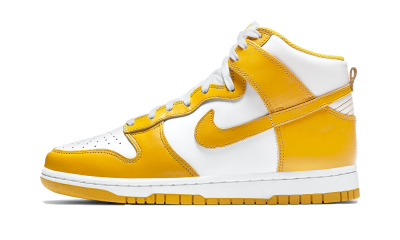 Nike Dunk High Dark Sulfur (W)