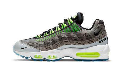 Nike Air Max 95 x Kim Jones 'Black Volt'
