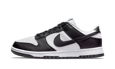 Nike Dunk Low Next Nature Black White (W)
