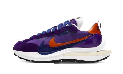 Nike x sacai Vaporwaffle 'Dark Iris'