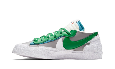 Nike Blazer Low x sacai Classic Green
