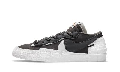 Nike Blazer Low x sacai Iron Grey