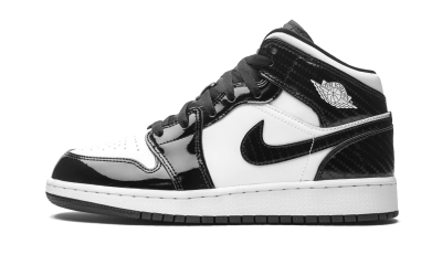 Air Jordan 1 Mid Carbon Fiber (GS)