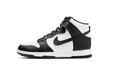 Nike Dunk High 'Black White' (PS)