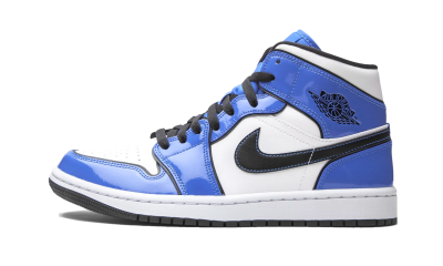 Air Jordan 1 Mid SE 'Signal Blue'