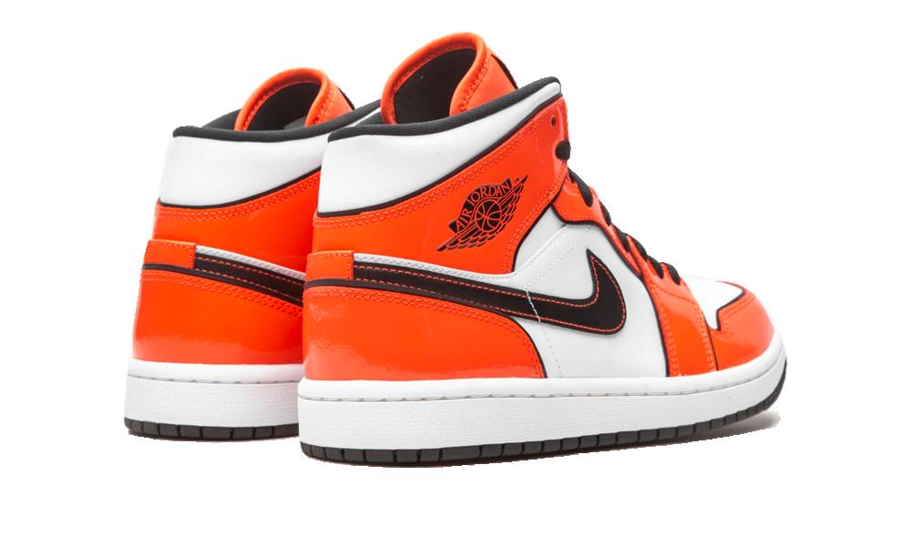 Air Jordan 1 Mid SE 'Turf Orange' - DD6834-802 - Restocks