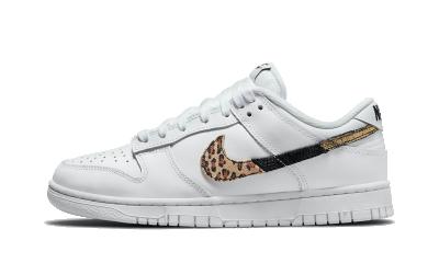 Nike Dunk Low SE Animal Instinct White (W)