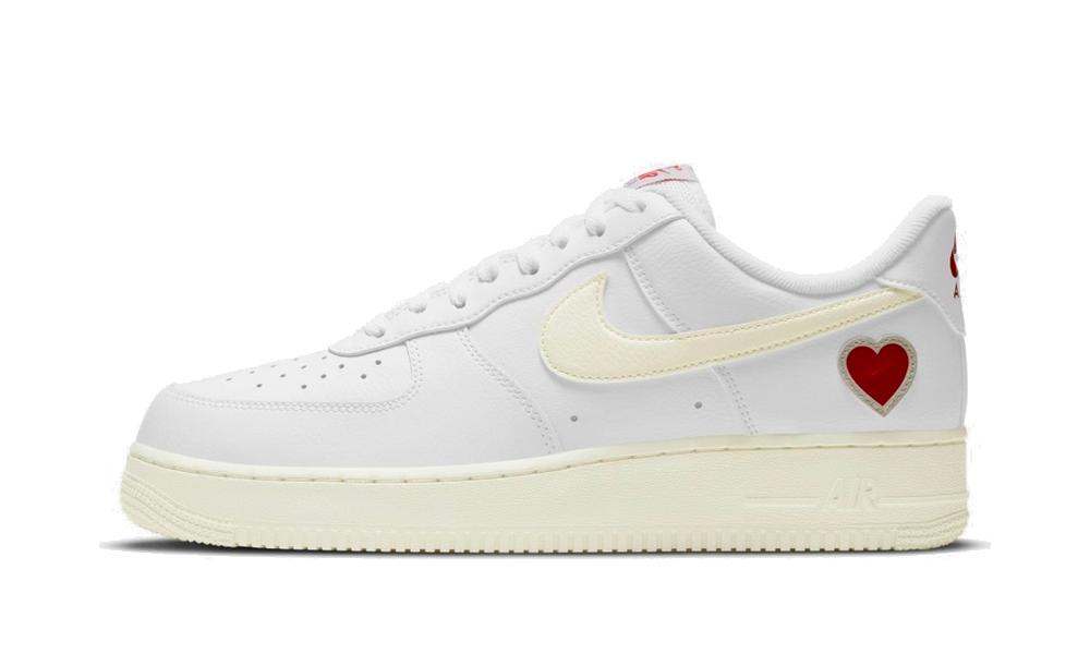Nike Air Force 1 Low Valentines Day (2021) - DD7117-100 - Restocks