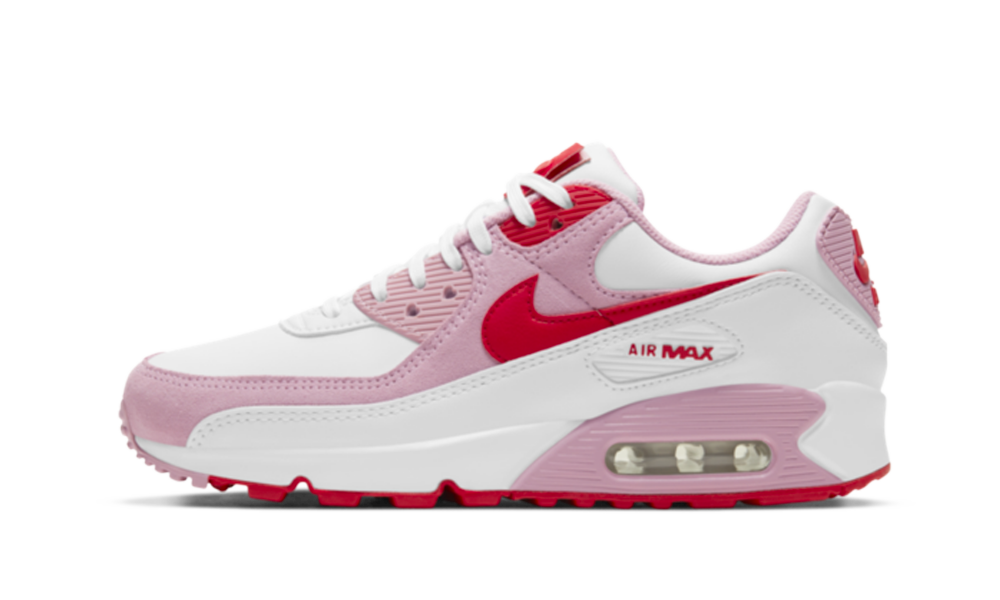 Nike Air Max 90 Valentines Day DD8029-100 Release Info