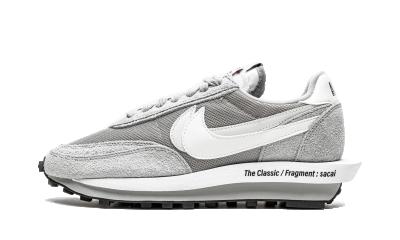 Nike LD Waffle x sacai x Fragment design Smoke Grey