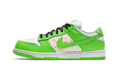 Nike SB Dunk Low x Supreme ''Mean Green''