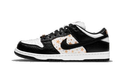 Nike SB Dunk Low x Supreme ''Black''