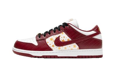 Nike SB Dunk Low x Supreme ''Barkroot Brown''