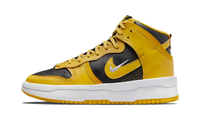 Nike Dunk High Up University Gold
