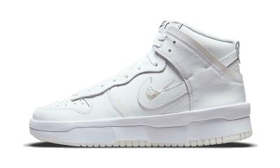 Nike Dunk High Rebel White (W)