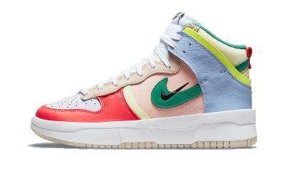 Nike Dunk High Rebel Cashmere (W)