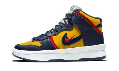 Nike Dunk High Rebel Michigan (W)