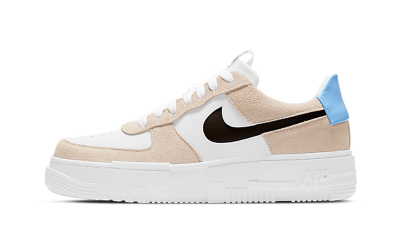 Nike Air Force 1 Pixel Desert Sand (W)