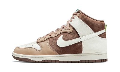 Nike Dunk High Chocolate