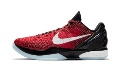 Nike Kobe 6 Protro Challenge Red (2021)