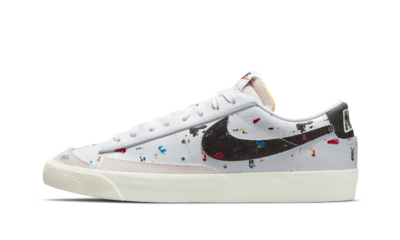 Nike Blazer Low 77 'Paint Splatter'