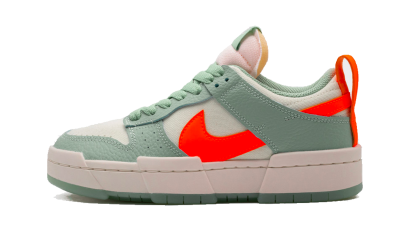 Nike Dunk Low Disrupt Sea Glass Crimson (W)