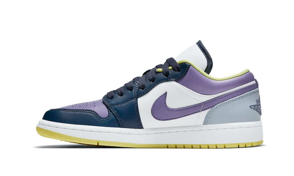 jordan 1 low purple