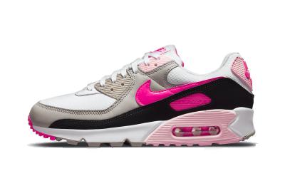 Nike Air Max 90 White Grey Pink