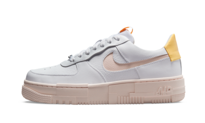 Nike Air Force 1 Pixel Arctic Orange (W)