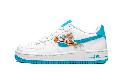 Nike Air Force 1 Low Hare Space Jam (GS)