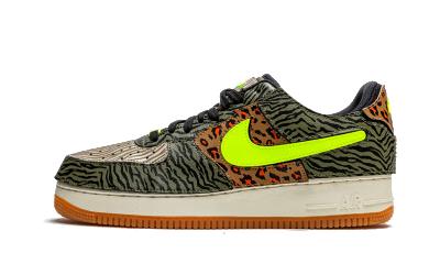 Nike Air Force Low 1/1 Animal Print