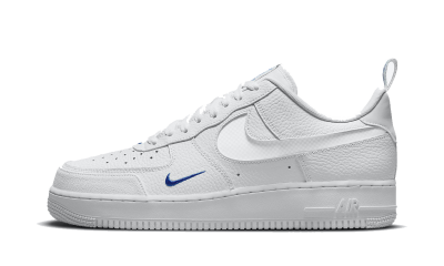 Nike Air Force 1 Low White Grey Blue